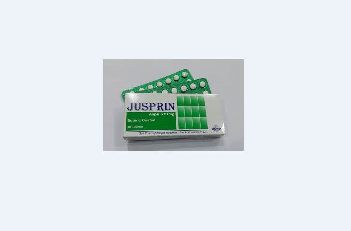 UAE health authorities withdraw Jusprin 81 mg tablet